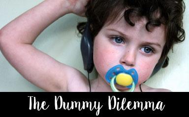 Family Blog - Dummy Dilema