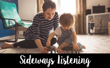sideways-listening